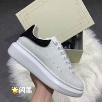 [Mit Box] 2021 Designer Hohe Qualität Männer Frauen Espadrilles Wohnplattform Übergroße Sneaker Schuhe Espadrille Flache Sneakers 36-46 Q4NN #