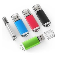 HOPINS 5PCS LOT USB Flash Drives 16GB 32GB 4GB 8GB USB3.0 Pen Drive Carry Transparent Protective Cover High Speed File Transfer for Windows and Macbook factory Outlet