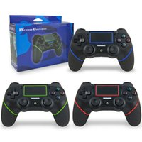 Bluetooth Wireless Gamepad ل Sony PS4 Controller Fit for PlayStation4 Console للبلاي ستيشن صدمة مزدوجة 4 تحكم عصا التحكم