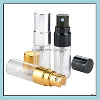Bottles Packing Office School Business & Industriall Travel Refillable Glass Per Bottle With Uv Sprayer Cosmetic Pump Spray Atomizer Sier Bl