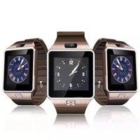 DZ09 Smart Uhren Armband Android SIM Intelligent Handy Schlafzustand Uhr mit Einzelhandelspaket
