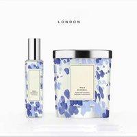 Top PERFUMES SOLIDOS Mujer Velas Set Limited Inglés Candle 200g Perfume 30ml de alta calidad y entrega rápida