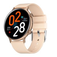 Ladies Smart watches With Answer Call 4D Dynamic Full Touch Screen Waterproof IP68 ECG PPG Music Smartwatch Men Women