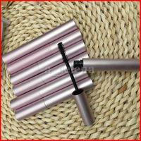 Maquillage des yeux Lashes Mascara Extension longue Bouchure de cils de longue durée de curling avec tube en aluminium rose 8 ml