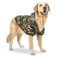 Dog Apparel Husky Big Clothes Warm Winter Jacket Coat Camo Fashion Clothing Puppy Angel Ropa Sweat Chien Cachorro Pet Product 70A0026