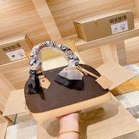 Top Qualität Alma Bb Mode Dame Umhängetaschen Kette Messenger Bag Leder Handtasche Shell Brieftasche Dame Kosmetische Messenger Bag Handtasche