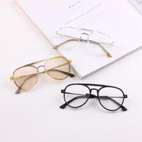 Zonnebril 3-8 jaar Cool Kids Gradiënt Lens Baby Meisjes Jongens Optische Bril Bescherm UV400 Eyewear Cute Kid Sunglasses N243