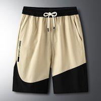 Vücut erkek plaj hızlı kuru kurulu şort yaz rahat daha büyük cep klasik erkek kısa pantolon ürünleri