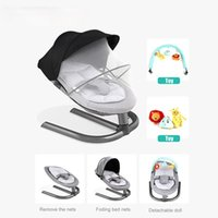 Baby Cribs Rocking Chair Cradle Swing For Borns Infant
