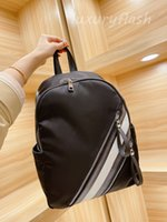 2021 Ultimi uomini di tela Donna Backpack Designer Designer Borsa a tracolla Grande capacità Portable Semplice Moda Casual Computer Plange Borse Lussurys PP5186626