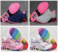 Olmak Gerçek Reoks Erkek Koşu Ayakkabıları KPU Basketbol Ayakkabı Chaussures 2020 Örgü Örgü Trainer Zapatos Üçlü Siyah Beyaz Kadın Sneakers Toptan
