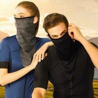 Sport Sonnencreme Magie Schal Veränderbarer Lätzchen Angeln Bergsteigen Reise Fahrrad Maske Nackenabdeckung Full Face Sommer Dünne Männer und Frauen