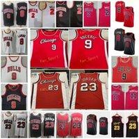 2022 City Earned Edition Lonzo 2 Ball Basketball Jerseys Nikola 9 Vucevic Zach 8 LaVine DeMar 11 DeRozan 23 Michael Men Stitched Size S-3XL