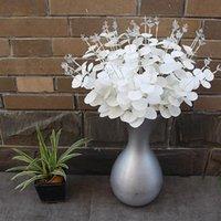 Artificial Eucalyptus Silk Simulation 1pcs Black White Color Wedding Home Decor Decorative Flowers & Wreaths