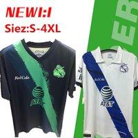 S-4XL 20 21 Club Puebla Soccer Jerseys Mexico FC Puebla 2020 2021 Liga MX Home Away Camiseta De Fútbol Chemises de football Camesita Maillot Man1