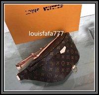 Designer Luxus Taille Taschen Kreuz Körper Neueste Handtasche Berühmte Bumbback Mode Umhängetasche Braun Bum Fanny Pack