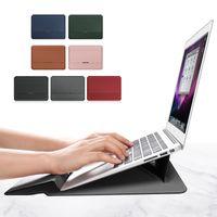 Sac à manches portables pour MacBook Air Pro 13 15 Carnet Huawei Asus HP Dell 11 12 13.3 14 15,6 pouce