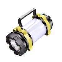 캠프 램프 LED 캠핑 라이트 야외 캠핑 빛 USB 충전식 방수 텐트 비상 Dimmable 스포트라이트 P42W #
