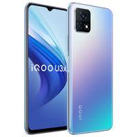 "Original vivo IQOO U3X 5G Mobiltelefon 6 GB RAM 64GB ROM Snapdragon 480 Octa Core Android 6.58 ""LCD Full Screen 13MP otg 5000mAh Fingerabdruck ID FACE WACK SMART Handy"