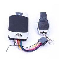 Araba GPS Aksesuarları BAANOOL Tracker 303G 3G WCDMA / GSM / GPRS / GPS LBS İzleme Coban Araç TK303G-3 Hırsız Alarm Sistemi