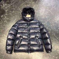 Alta calidad para hombre de la chaqueta abajo Monclair Punto Mujer Parkas Panel Abrigos Casual Abrigos Bomber Chaquetas Diseñadores Hombres Ropa