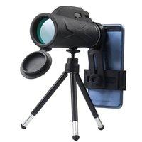 Monocular Spyglass 80x100 HD Telescópio Poderoso Binóculos Profissional Fraco Night Vision Zoom Hunting Spotting Scope Camping