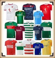 20 21 Dublin Cork Rugby Jerseys 2021 Gaa Galway Kerry Limerick Camisa Mayo Meath Tipperary Tyrone Sports Jersey