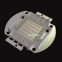1PCS 50W 660nm 20-22V Deep Red High Power LED Plant Grow Growth Light Lamp beads