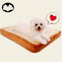 Cute Dog Bed For Medium Small Dogs Cat House Cushion Mat Pet Product Luxury Blanket Accessories Kennels & Pens