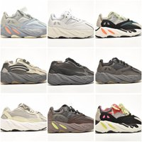 Çocuklar Bebek Çocuk Çocuk Toddler Spor Sneakers Kanye West 700 Koşu Ayakkabıları Bebek Çocuk Erkek ve Kız Chaussures Dok Enfants Jogging Ayakkabı EUR26-35