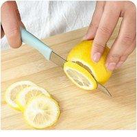 Outils de nettoyage Haute Qualité Acier inoxydable Peeling Couteau Coupe Légumes et fruits Bonne assistance creuse Sharp Bbyksh Jhom Yuax