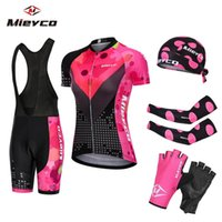 Racing Sets 2021 Cycling Bike Riding UV Protection Bicycle Clothing Breathable Wicking Mountain Suits Roupas Femininas Com Frete Gratis