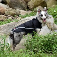 Dog Apparel Factory Direct Sale Raincoat Selling Pet Spring And Autumn Water-repellent Outdoor Warm Clothing