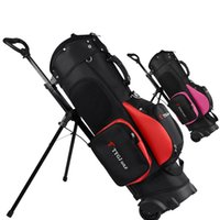 Bolsas de golf 2021 Bolsa de rack con rueda Estándar Carrito Carrito Carrito Grande Capacidad Holdo 13 Clubes Paquete de viaje D0648