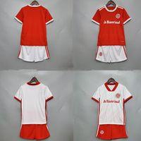 2021 Club Internacional RS Soccer Jerseys Lopez N Patrick D Alessandro Potkker Guerrero Custom Kit Kit de football Jeunes