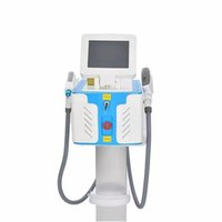 2021 2in1 Multifunctional Ipl Shr Laser Beauty Machine Nd Yag Permanent Hair Remover q switch lazer tattoo removal