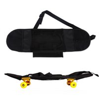 Novo 81 * 21 cm durável conveniente portátil skateboard skate capa longboard carregando mochila transportar saco 732 z2