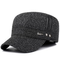 2020 Shade Voron 2021 European Winter New Men's Cotton Cappello Moda uomo e donna Autunno e inverno Berretto da baseball Elettro da baseball