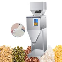 10-999g Automatic Granule Powder Filling Machine Intelligent Grain Tea Packaging Machine Small Weighing