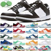 Nike Dunk Syracuse University Blue Low احذية الجري كنتاكي أسود أبيض SB Dunks TS مكتنزة Dunky Lagoon Pulse أحذية رياضية للرجال والنساء مع علامة
