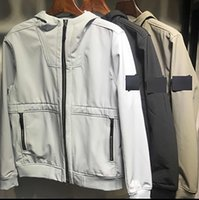 Topstoney konng 봄 봄과 여름 얇은 재킷 패션 브랜드 코트 야외 햇살 방풍 재킷 자외선 차단제 의류 방수 008