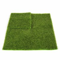 Dog Houses & Kennels Accessories Artificial Fake Turf Pet Dogs Mat Moss Lichen Simulation Green Plants For Home Garden Patio Decoration
