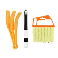 Car Sponge Air Outlet Cleaning Brush Easy To Clean Shutter Tool Dust Collector Cleaner Window Conditioner