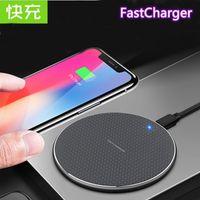 Carregador sem fio do telefone celular 15w Desktop Round Carregando é adequadof Apple Huawei telefones celulares
