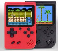 Portable Macaron Handheld Game Console player Retro Video Can Store 500 400 in1 8 Bit 3.0 Inch Colorful LCD Cradle