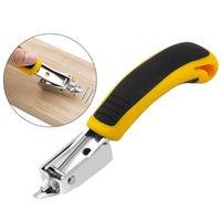 Profesjonalne zestawy narzędzi ręcznych Tapicerka Zszywanie Nail Extractor Remover Handheld Puller Narzędzia Woodworking Wyciągnij