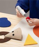 Original Xiaomi Youpin HOTO Melt Glue Gun Home DIY Tools, 4V Lithium Battery, Cordless-Glue, With Glue-Stick 125mm Hand Craft Tools