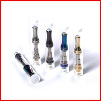 G10 Atomizers Ceramic Coil Vape Cartridge Kits 0.5ml 1.0ml Vaporizers 510 Thread 7 Colors Optional