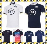2021 İskoçya Ev Rugby Jersey 20 21 Eğitim Şort Formalar Dünya Kupası Yelek Polo Boyutu S-M-L-XL-XXL-3XL-4XL-5XL