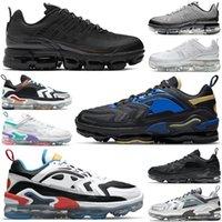 vapormax vapor max 360 Erkek Kadın Koşu Ayakkabıları Üçlü Siyah Beyaz Lazer Mavi Erkek Eğitmenler Spor Sneakers Koşucular